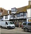 TQ9220 :  102 High Street, Rye by Gerald England