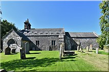 NY2039 : Torpenhow, St. Michael's Church: Southern aspect by Michael Garlick
