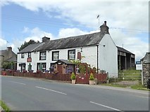 NY6717 : The New Inn at Hoff by Oliver Dixon