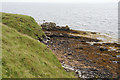 ND4699 : The north west corner of Glimps Holm by Bill Boaden