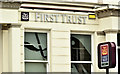 J3372 : First Trust Bank (name signs), University Road, Belfast (August 2019) by Albert Bridge