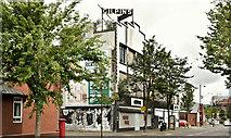 J3373 : The Gilpin's site, Sandy Row, Belfast - August 2019(1) by Albert Bridge