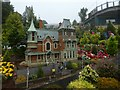 SX9265 : The House of Magic, Babbacombe Model Village by David Smith