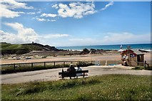 SS2006 : Viewing Bude Haven by Peter Jeffery