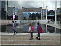 SP0686 : Centenary Square and Symphony Hall, Birmingham by Chris Allen