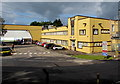 ST3093 : Burton's Biscuits factory, Llantarnam, Cwmbran by Jaggery