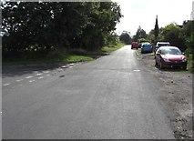 SU1659 : SE along Green Drove near Pewsey by Jaggery