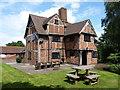 SP2082 : Hampton Hill Farmhouse, or Pasture Farmhouse by Richard Law