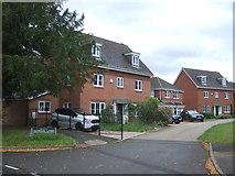 SJ9220 : New housing off School Lane, Stafford by JThomas