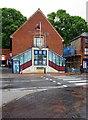TF9129 : Salvation Army Church, 16 Oak Street, Fakenham, Norfolk by P L Chadwick