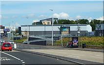 NS4864 : Renfrew Road Retail Park by Lairich Rig