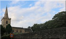 SK9856 : Wellingore Church by David Howard