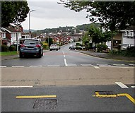 ST3091 : Junction of Larch Grove and Almond Drive, Malpas, Newport by Jaggery
