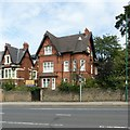 SK5641 : 208 Mansfield Road, Nottingham by Alan Murray-Rust