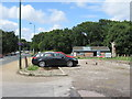 TQ3988 : Car park near Whipps Cross by Malc McDonald