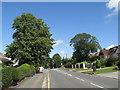 TQ4392 : High Road, Chigwell by Malc McDonald