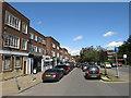 TQ4393 : Shopping parade, Chigwell by Malc McDonald