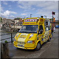 ST5872 : Ice Cream Van, Bristol by Rossographer