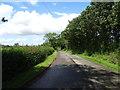 SP5256 : Minor road near Manor Farm by JThomas