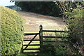ST2288 : Footpath gate off drive to Pandy House by M J Roscoe