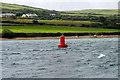 V4499 : Red Navigation Buoy, Dingle Harbour by David Dixon