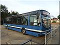 TF0920 : Single decker in Bourne Bus Station by Bob Harvey