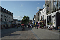 NY2623 : Market Square, Keswick by habiloid