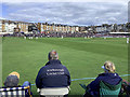 TA0389 : Scarborough: Yorkshire v Nottinghamshire by John Sutton