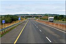 S1786 : Westbound M7, Derrymore Lower by David Dixon
