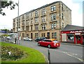 NS4959 : Tenements on Cross Arthurlie Street by Richard Sutcliffe
