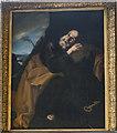 SP1114 : Painting, Ss Peter & Paul church, Northleach by Julian P Guffogg