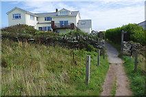 SX6642 : Path to Thurlestone by Stephen McKay