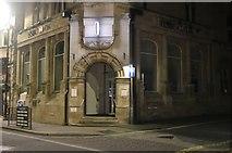 TF0645 : HSBC Bank on South Gate, Sleaford by David Howard