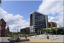 SK5803 : De Montfort University, Leicester. by Tim Heaton