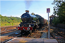 SO8555 : Steam special arriving at Shrub Hill by Chris Allen