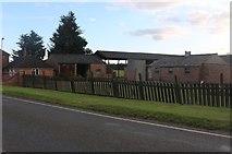 TL2353 : Farm on Waresley Road, Gamlingay by David Howard