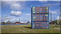 J3575 : Art installation, Belfast by Rossographer