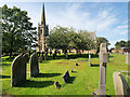 SD4232 : Kirkham Parish Church by David Dixon
