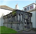NH6645 : Inverness - Mausoleum of the Robertsons of Inshes by Rob Farrow