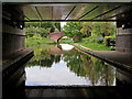SK1509 : Coventry Canal at Huddlesford in Staffordshire by Roger  Kidd