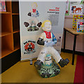 NH6645 : Wee Oor Wullie, Inverness Library by Craig Wallace