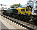ST3088 : Freightliner 66504 passes through Newport station by Jaggery