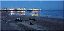 TM1714 : Clacton-on-Sea, Essex by Christine Matthews