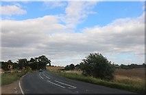 TL1961 : Huntingdon Road north of St Neots by David Howard