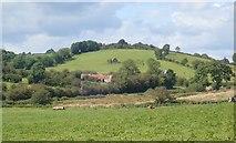 H9020 : Lisleitrim Hill Fort by Eric Jones