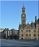 SE1632 : City Hall, Bradford by habiloid