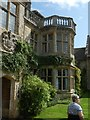 SY5099 : Part of the west front, Mapperton House by David Smith