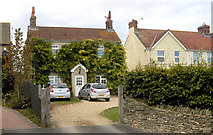 ST8080 : Cottage, Tormarton Road, Acton Turville, Gloucestershire 2011 by Ray Bird