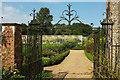 ST3505 : Kitchen garden, Forde Abbey by Derek Harper