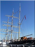 NS5565 : The Tall Ship by Michael Dibb